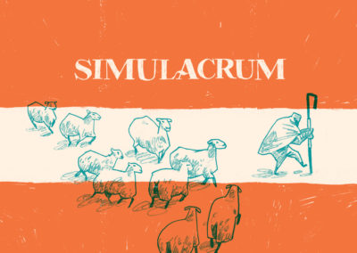 Simulacrum: The Good Shepherd by Stephen Poore