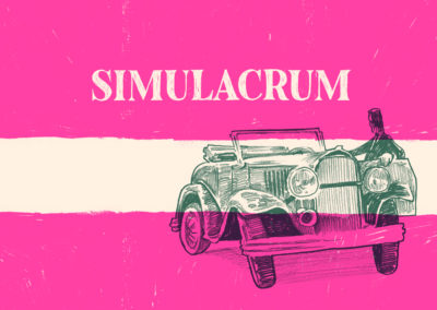 Simulacrum: Prodigal People by Luke Miller