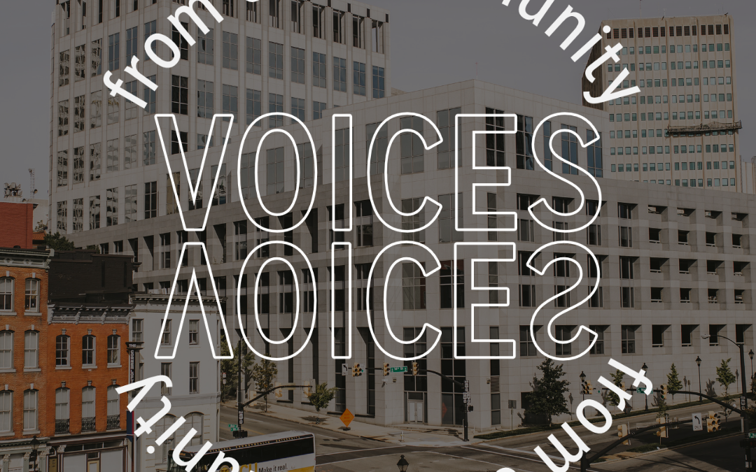 VOICES: From Our Community – Across the River by Jordan Maslyn